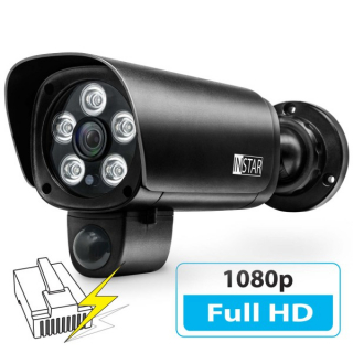 IN-9008 Full HD PoE schwarz